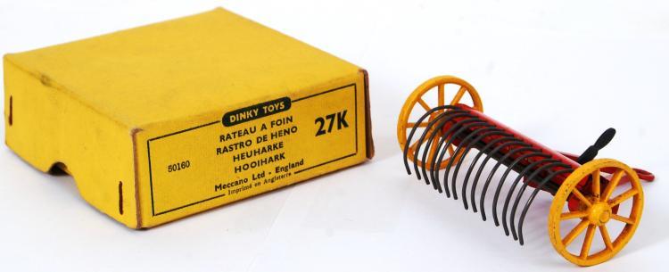 DINKY: A vintage Dinky Toys di