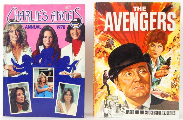 ANNUALS: Two original first is