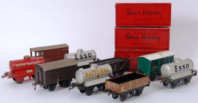 HORNBY 0 GAUGE: A collection o