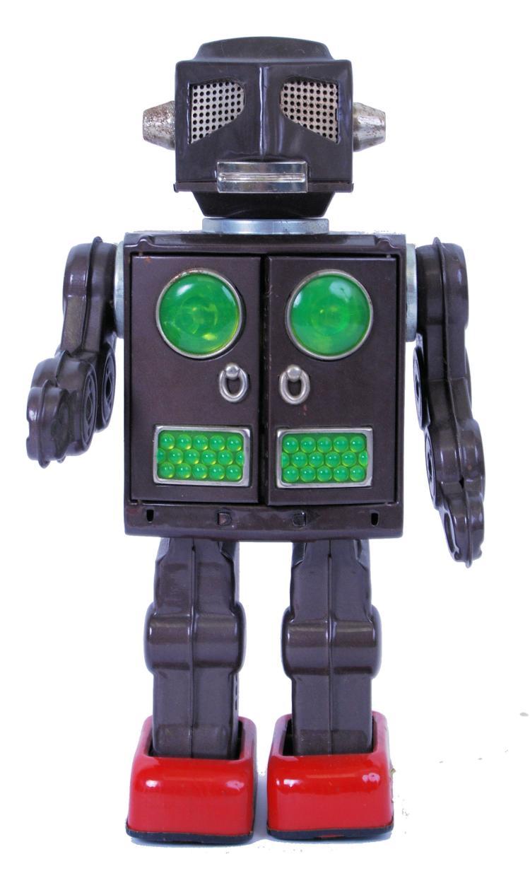 JAPANESE ROBOT: A fabulous lik