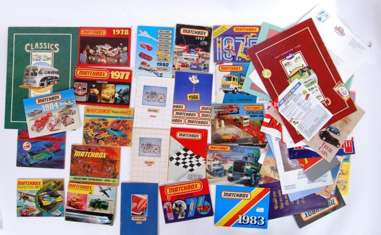 MATCHBOX: A good collection (n