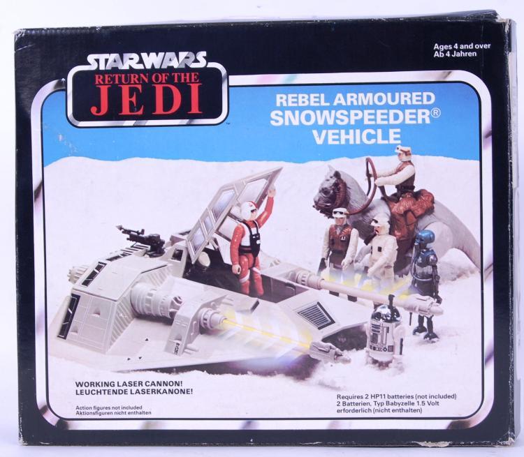 STAR WARS: An original vintage