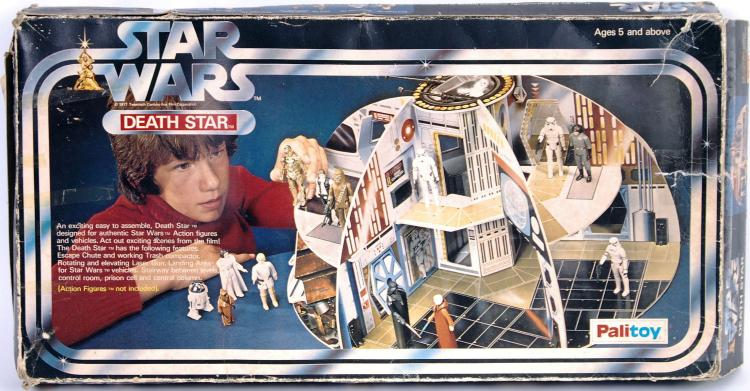 STAR WARS DEATH STAR PLAYSET: