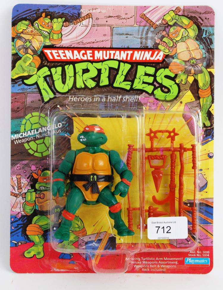TEENAGE MUTANT NINJA TURTLES: