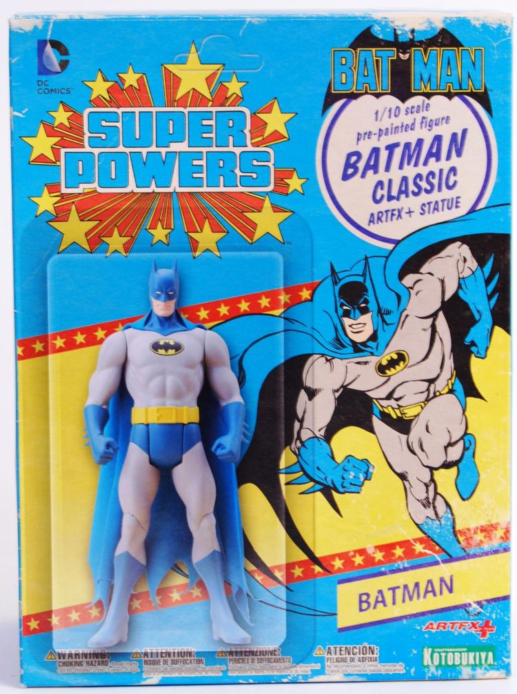 BATMAN: An original Kenner sty