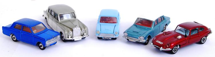 DINKY: A collection of 5x vint