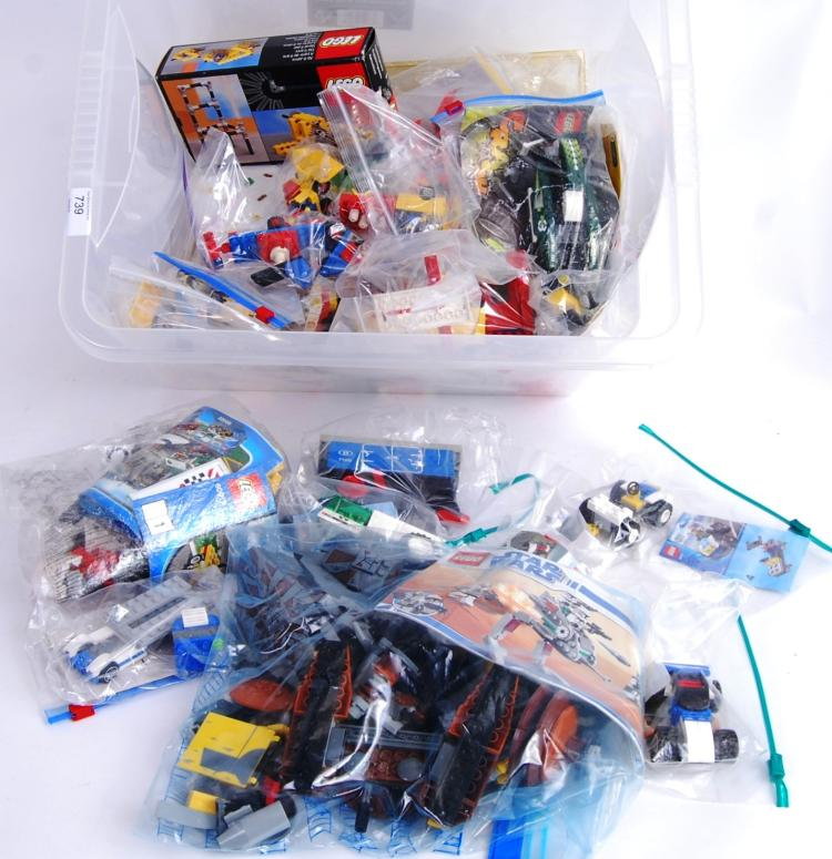 LEGO: A large collection of as