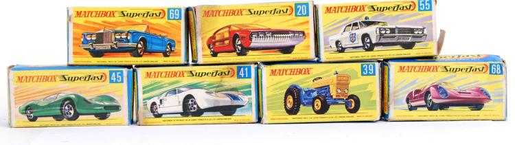 MATCHBOX: A collection of 7x v