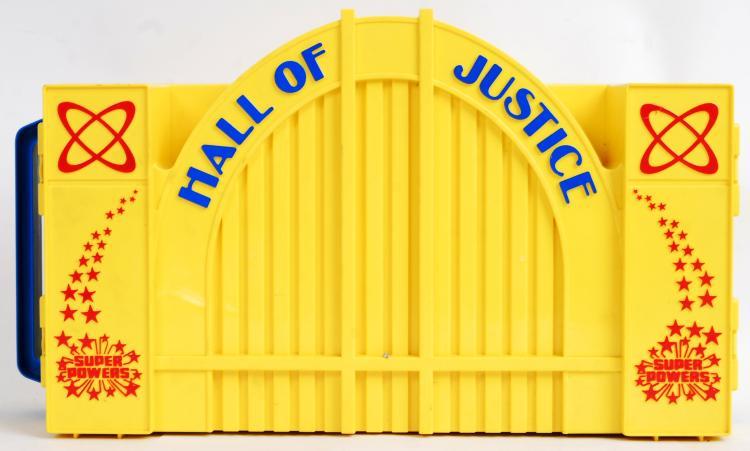 HALL OF JUSTICE: An original v