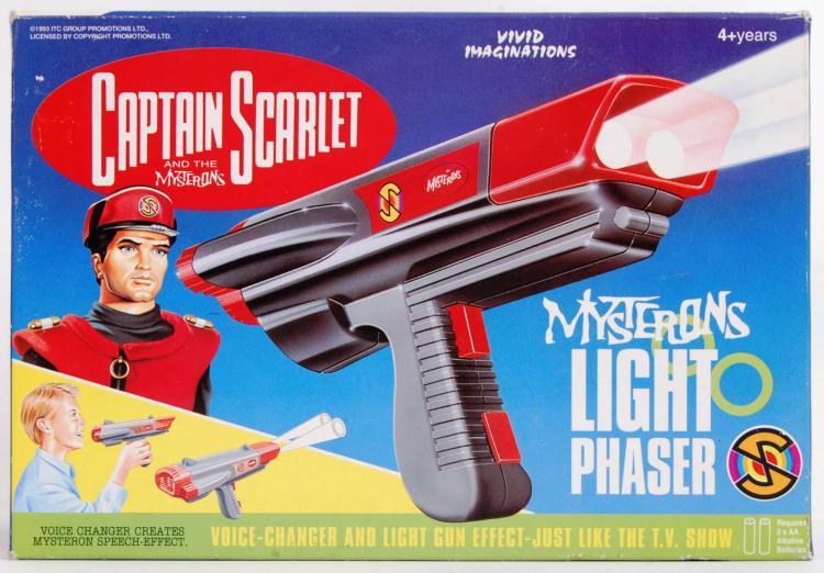 CAPTAIN SCARLET: A Vivid Imagi