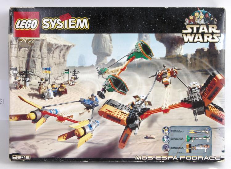 LEGO: An original Lego System