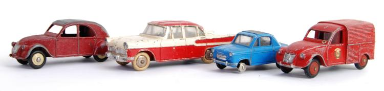 FRENCH DINKY: A collection of