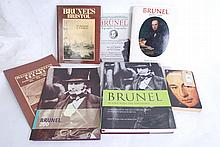 6 Titles Isambard Kingdom Brunnel
