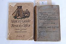 Visitors Guide to Bristol and Clifton by Charles