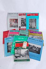Reece Winstone: Bristol History Books x 11