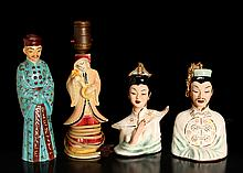Asian Porcelain Grouping