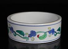 Chinese Dou Cai Porcelain Bowl