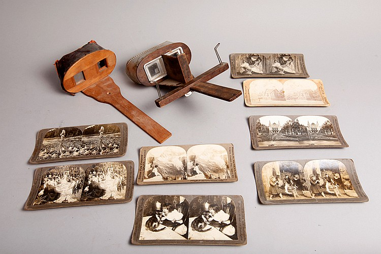 Keystone Viewfinder with Photos
