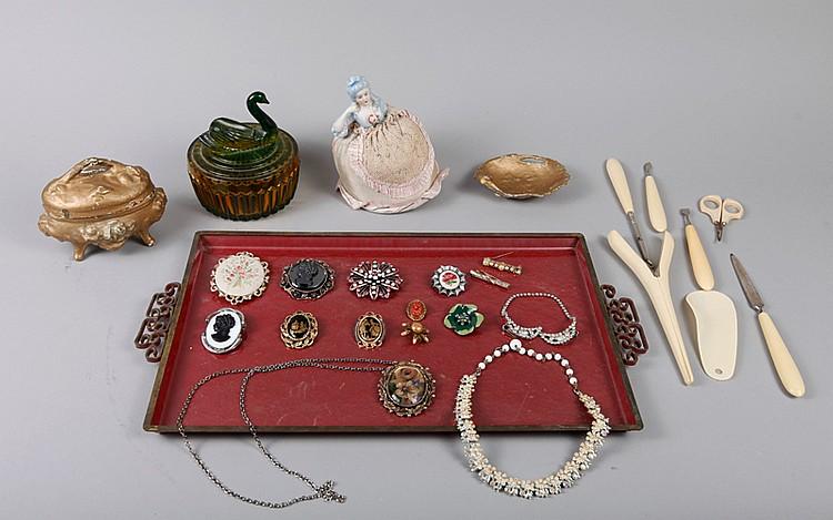 Costume Jewelry & Vanity Articles
