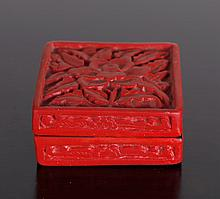 Chinese Molded Box