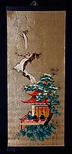 Japanese Scroll Painting