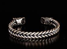 Chinese Cuff Bracelet