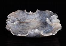 Chinese Republic Carved Soapstone Coupe