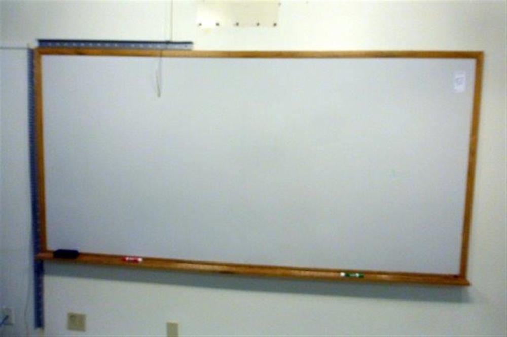 OAK FRAMED WHITEBOARD