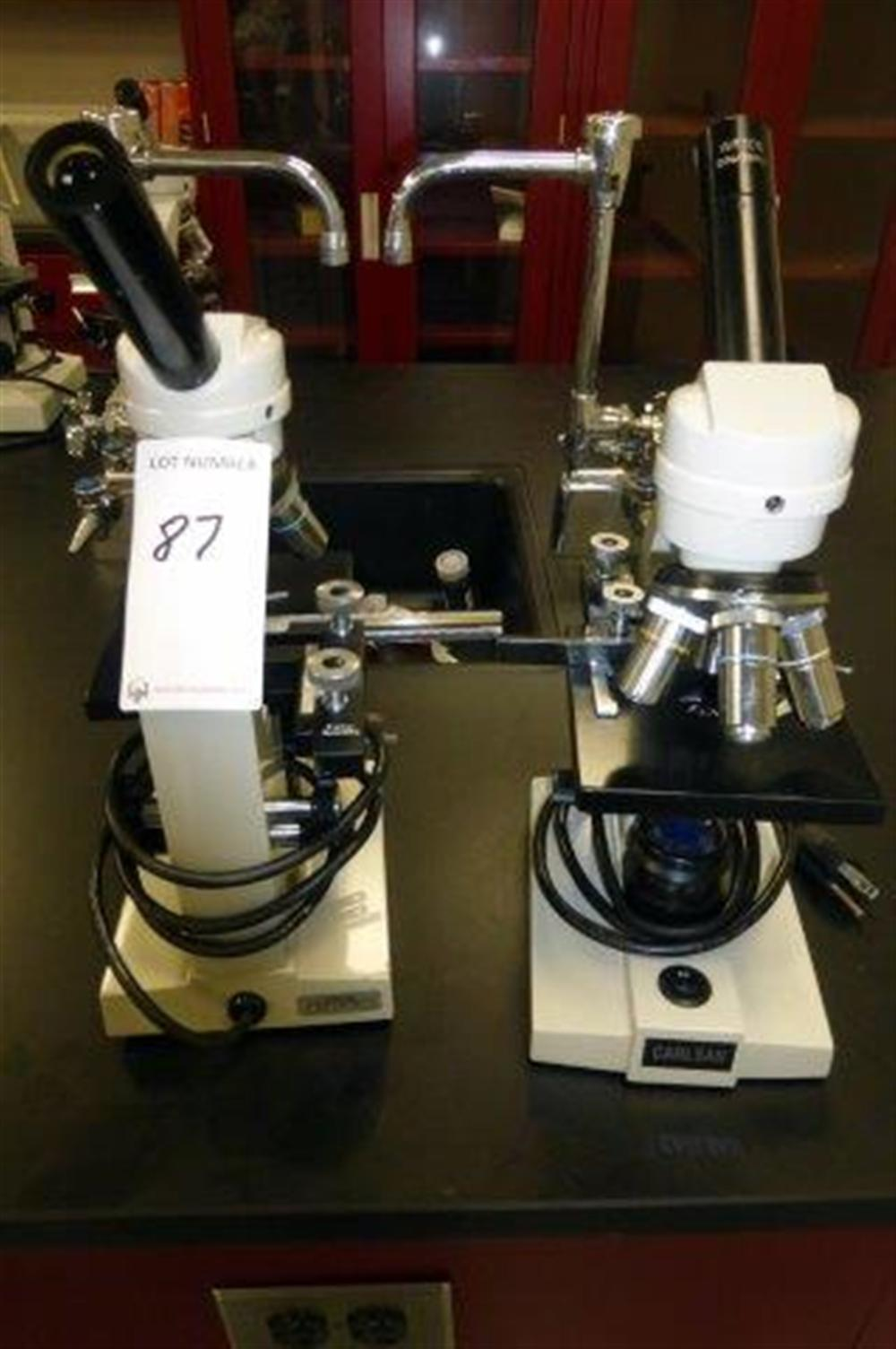 2-CARLSON MICROSCOPES