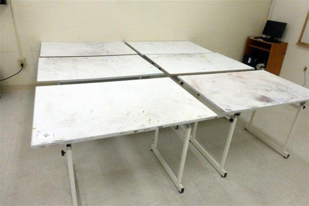 6-DRAFTING TABLES