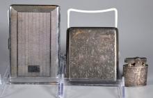 950 Sterling Cigarette Case &
