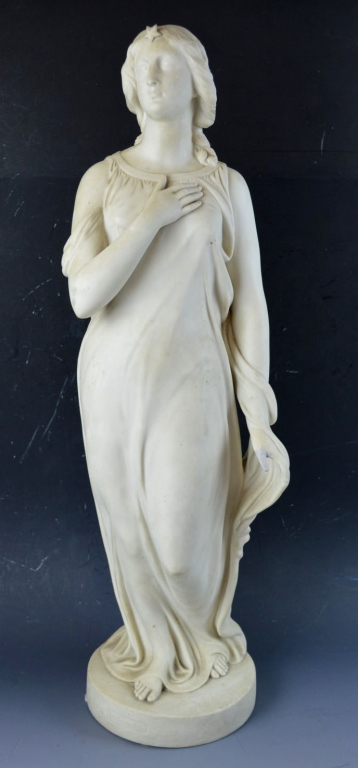 Copeland Parian Sculpture:
