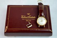 Good Vacheron & Constantin 18K Wristwatch & Box