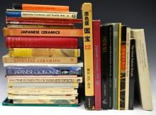 32 - Books & Catalogues Japanese Ceramics & Arts