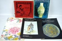 5 Books & Catalogues 19th 20th C Chinese Porcelain