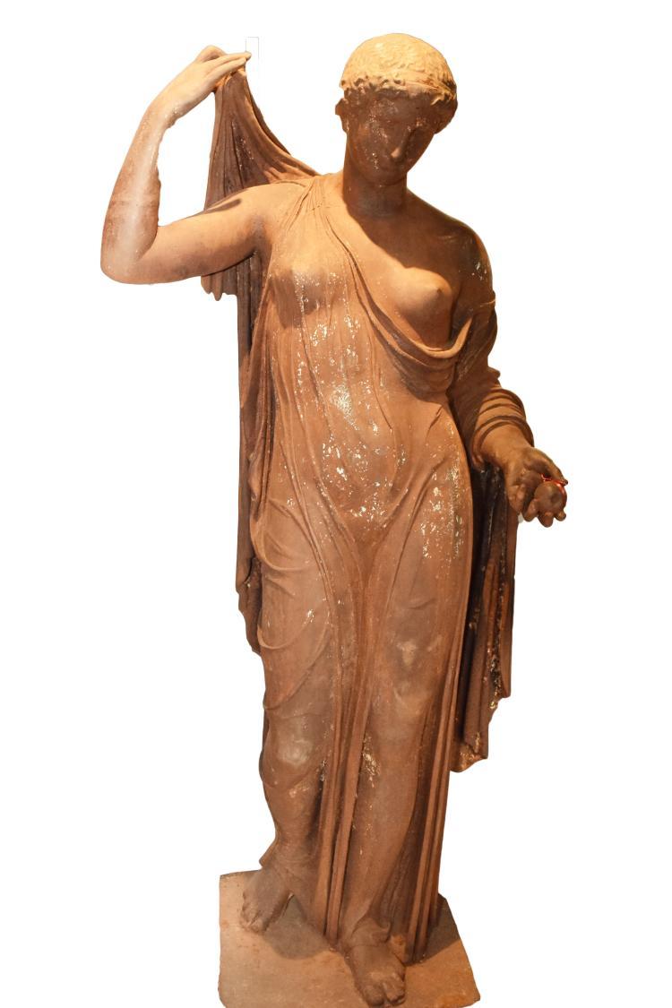 lifesize statue of aphrodite