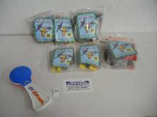 Lot of KFC Kids Meal Toys NIP-Nova's Ark,(6), Clacker,