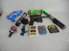 Hand Held Games, Extendable Swords, and Other Items