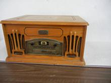Crosley Collectors Edition Radio, CD Player, and Record Player
