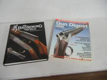 Gun Digest 2004 and FN Browning Books
