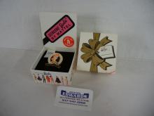 1994  Barbie Limited Edition Mattel 35th Anniversary Festival Pin W/ Box