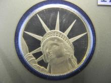 GOLD - 2015 Proof Lady Liberty $25 .999 Gold Coin