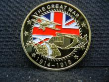 The Great War 1914-1918 Coin