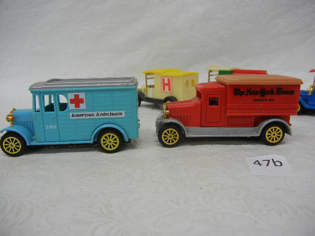 Toys For Trucks Greenville : Miniature trucks wonder bread new york times pure minera