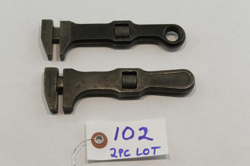 2 pc Lot Bicycle/Motorcycle Wrenches
