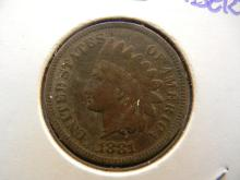 1881 Indian Head Cent.  Full Liberty.