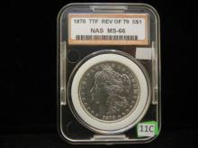 WEEKLY THURSDAY COIN AUCTION MARCH 30th, 2017 - 5 PM