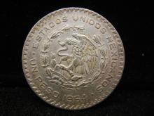 1964 Silver Mexican
