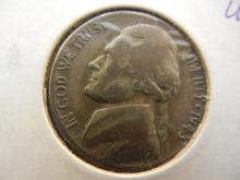 1943-S Silver War Nickel