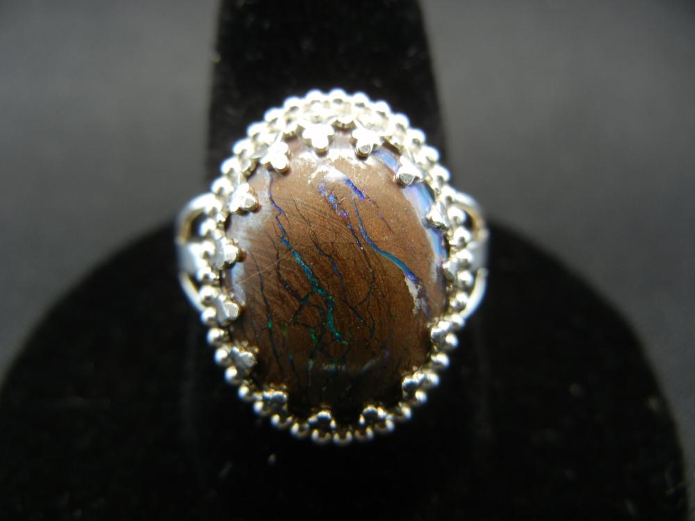 Sterling Silver Ring.  Size 9.